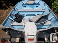 I bought this boat last year and replaced the transom