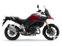 2015 Suzuki Vstrom 1000When size, weight, power, and