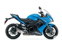 GSXS1000F . The Pure Sport Roadster. From the DNA of a