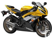 IN STOCK!The R6 was born on the racetrack. Its