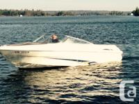 Clean boat at a terrific price! Specifications Length