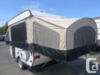 2015 Coachmen Clipper Camping Trailers 107 The all new