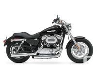 2012 Sportster Custom The ultimate wide-shouldered