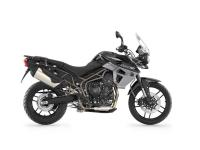 2016 Triumph Tiger 800 XRThe adventure. It�s about more