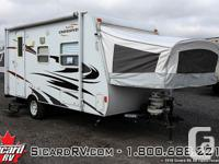 Description: The 2010 Trail-Lite Crossover TLX-180T, by