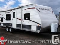 Description: The 2011 Kingsport 260BH, by Gulfstream,