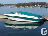Spacious 24� bowrider, fuel injected. Clean and well