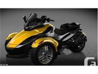 2009 Can-Am Spyder SE5 Spyder SE5 Experience every