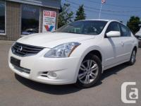 2010 ALTIMA 2.5S, four CYL, AUTOMATIC, SUNROOF, HEATED
