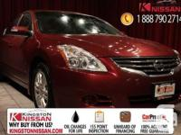 2010 Nissan Altima Sedan 2.5 SL CVT n Heated Seats The