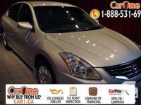 2012 Nissan Altima Sedan 2.5 S CVT n Performance.