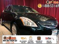 2012 Nissan Altima Sedan 2.5 S CVT - Clean CarProof The