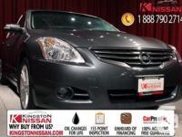 2012 Nissan Altima Sedan 2.5 S CVT; Performance.
