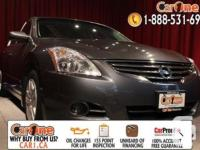 2012 Nissan Altima Sedan 2.5 S CVT n Performance.