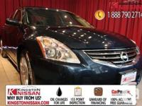 2012 Nissan Altima Sedan 2.5 S CVT n Exceptional