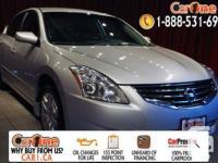 2012 Nissan Altima Sedan 2.5 S CVT Thefor