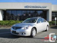 **2010 NISSAN ALTIMA** This AFFORDABLE car was JUST