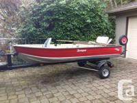 I have a 12' Aluminum Springbok Boat, No dents, No