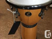This beautiful drum needs a new home - it measures
