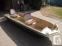 I have a 12 foot sundolphine boat for sale and the boat
