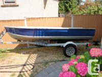 I am selling my boat, motor and trailer. The boat