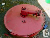 12 HP (Kohler) Gravely Custom 12, electric start, 8