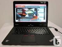 Lenovo ThinkPad Twist Ultrabook S230U In great working