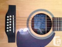 I'm offering for a sale this great-sounding 12-string