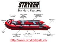 "Stryker 360 11' 8""  2014s are available view by"