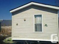 12 X 38FT BROCK-WOOD MOBILE HOME FOR SALE 2  FULL SIZE