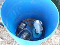 originally held glyfosate great for rain barrels and if
