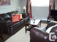 AVAILABLE June 7th, 2014 - 2 BDRM basement apart. for