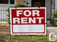 Mississauga Houses 3 Bedroom & 4 Bedroom $1200 - $1900