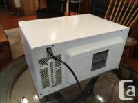 Small White 1200 Watt Panasonic Microwave for sale,