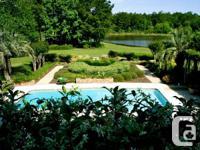 Gorgeous 73 acre Private Estate/Pecan Farm in warm