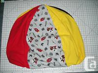 HARRY POTTER FABRIC FLANNEL BEAN BAG CHAIR OUTER SHELL