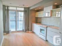 20 joe Shuster way brand new 1 bedroom 500 sf available