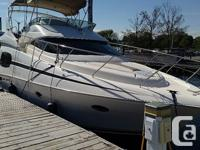 G reat Boat for a Attractive Deal... Only 170 Hours on