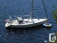 This boat is a great NW cruiser. A practical three