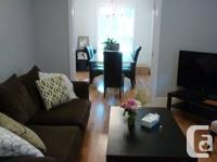 Renovated 1 bed room, merely steps from Corydon near
