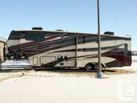 Winnebago Destination 36RL,Premium FULLY PAINTED