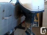 �9hp Evenrude Motor �Springbok 12 ft aluminum boat -