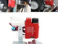 Install on your motorcycle (or boat, ATV), for access
