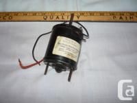 New 1 only Electrohome AM801 12v # 2807-516-001 for