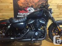 The redesigned Iron 883 has hit our showroom floor and