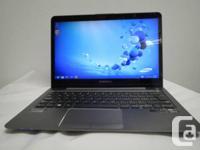 13 13.3 Samsung Series 5 Touch Screen Ultrabook i5 8GB