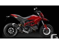 2014 Ducati Hypermotard License to thrill. The new