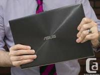 "I'm selling my 13"" Asus Zenbook UX32VD, which is"