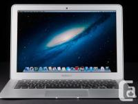 """We have a 13"""" Macbook Air i5 1.3 GHz Duo Core 4 GB RAM"""