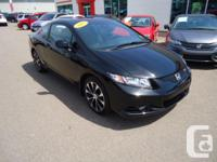 Make Honda Model Civic Coupe Year 2013 Colour Black